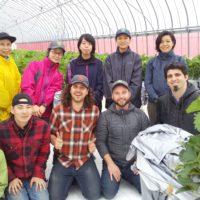 ニューヨーク市との農業文化交流
